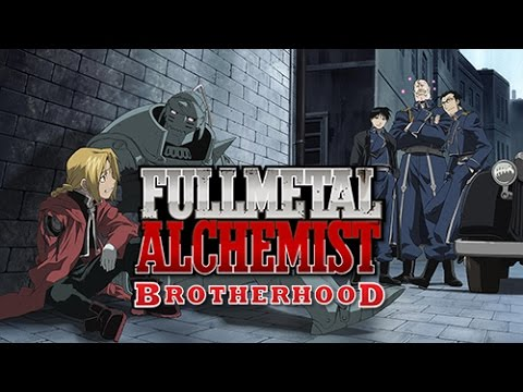 Fullmetal Alchemist Brotherhood Trailer HD