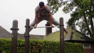 Street Workout Calisthenics - Primrose Hill - UK Bar Club
