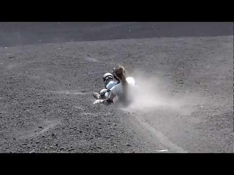 Sandsurfen Nicaragua