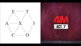 EXO x 4MINUTE - Monster x Hate (mashup)