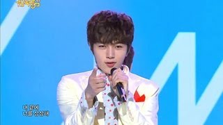 INFINITE - Man In Love, 인피니트 - 맨 인 러브, Music Core 20130406