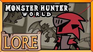 MONSTER HUNTER WORLD: The Elder Crossing ft. ProJared   Zorah Magdaros   LORE in a Minute!