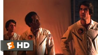 Capricorn One (1978) - Threatening Their Families Scene (3/11)   Movieclips