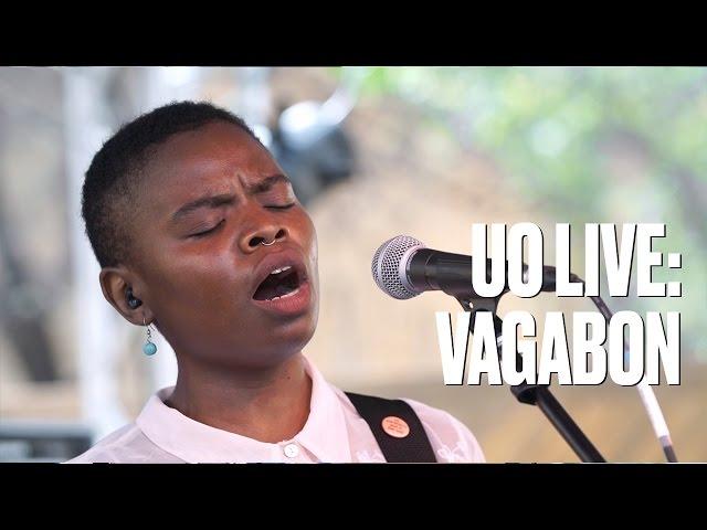 Video de Vagabon en directo - Cold Apartment - UO (Austin, 2017).