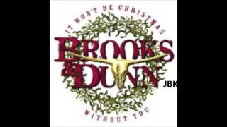 Brooks & Dunn -  Who Says There Ain't No Santa
