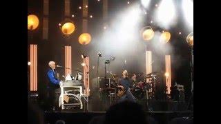 Peter Gabriel live: Solsbury Hill (Zitadelle Mainz, June 17 2007)