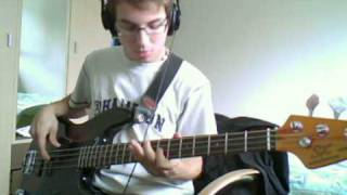 John Mayer - Good love is on the way [Bass Cover] width=