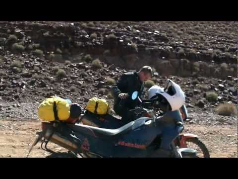 A long and rubbish edit of a bike trip to Morocco
