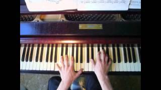 We No Speak Americano (Papa Americano) - piano cover