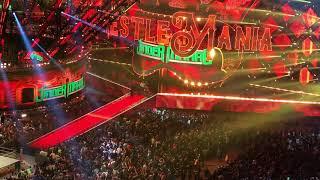 Wrestlemania 34 Jinder Mahal Entrance (Fan Video)