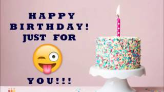 #1 World's Most Funny Happy Birthday Wish Song