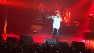 Wiz Khalifa - Young, Wild and Free (Concert)