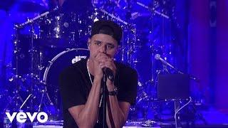 J. Cole - Power Trip (Live on Letterman) width=
