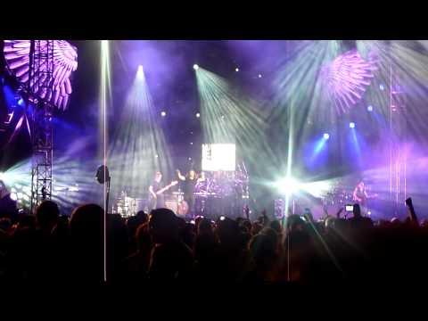 Concierto Completo 5/6 – Mana en Guayaquil-Ecuador[HD] 27/02/2012