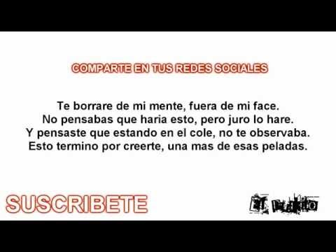 Trate de El Punkito Letra y Video