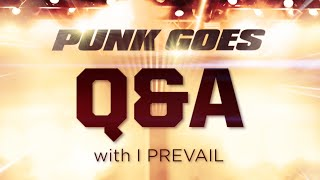 Punk Goes Pop Vol. 6 - I Prevail Q&A