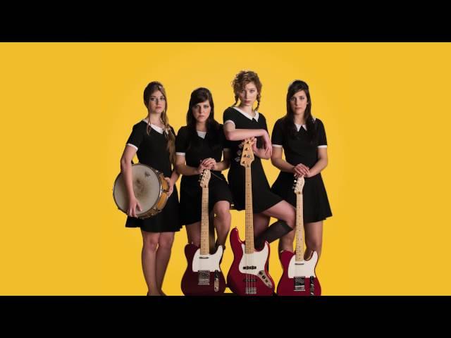 Video oficial de No te maquilles de Las señoritas estrechas