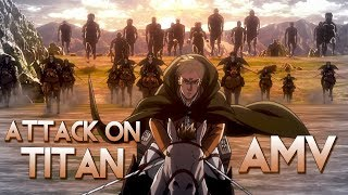 【AMV】Attack On Titan Season 2 - We Will Never Die!