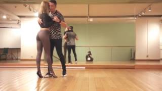 DJ Palhas Sedução - TiagoAlex & Maya - Kizomba Dance