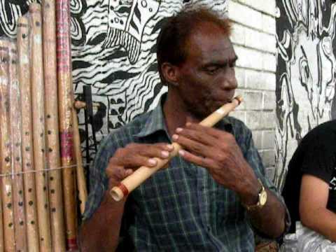Bangladeshi Flutist