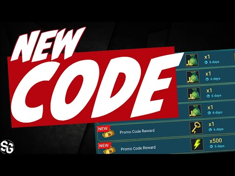 NEW CODE Free energy, key, arena tokens & XP! RAID SHADOW LEGENDS
