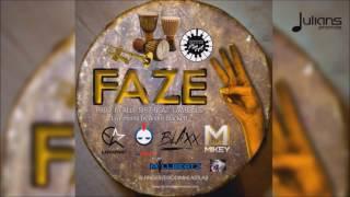 """Blaxx - Ready Now (Faze 3 Riddim) """"2017 Soca"""" (Prod. By Sirfingaz)"""