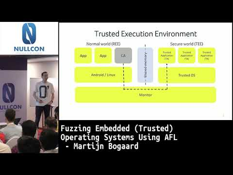 Fuzzing Embedded (Trusted) Operating Systems Using AFL | Martijn Bogaard