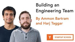 Building Engineering Teams