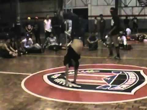 Escena Bboy Nicaragua – Bboy City Centroamerica 2012 -System (Panama) vs Gut (Nicaragua) –