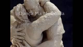 """""""Dança Ma Mi Criola""""  sculpture 2016"""