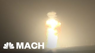 A Brief History Of The Atomic Bomb | Mach | NBC News