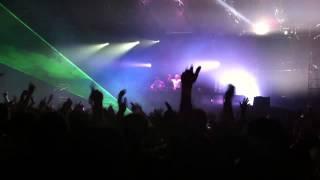 Cosmic Gate Edmonton playing Zodiac Live