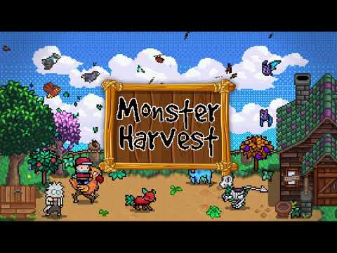 WTFF::: Grow and Battle Creatures in Stardew Valley-like Game Monster Harvest