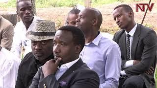 "Omulangira Wasajja avuddeyo ku njogera ya ""balance the boat"""