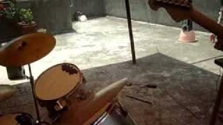 Judas Priest - Breaking The Law Cover - Los 3 chiflados