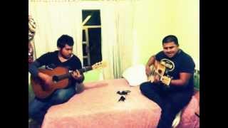 Ayer La Vi Por la Calle Cover JC lacarra ft Iraham Santacruz (Banda Ms)