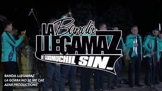 """BANDA LA LLEGAMAZ """" LA GORRA NO SE ME CAE """" EN VIVO"""