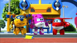 Super Wings Have Super Moves!