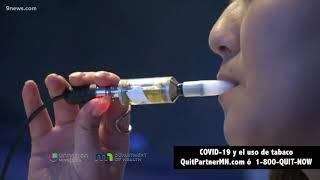 COVID-19 y el uso de tabaco