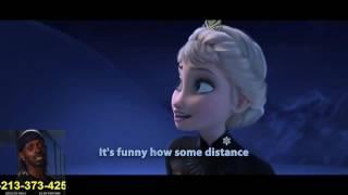 """Mon petit karaoké sur """"Let It Go"""" de """"Frozen"""""""