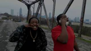 "Chuck B / Kenny B - Talk 2 Much ""RedByrdEnt"""