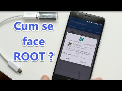 Cum se face ROOT la telefon, fără PC sau alte aplicații