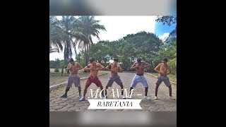 MC WM - RABETANIA ( COREOGRAFIA )