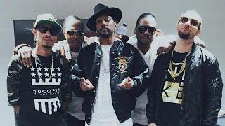 Bone Thugz N Harmony @ Puff Puff Pass Tour