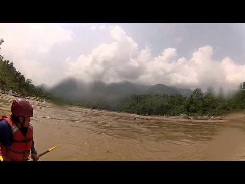 Rafting in Nepal on the Trisuli | June 2012 | Part 6