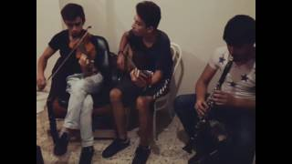 Duman Herşeyi yak keman klarnet gitar