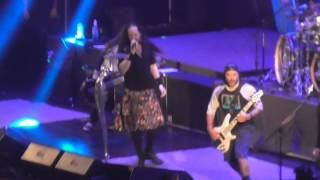 Korn - Blind Ft. Robert Trujillo en vivo 2017 (Vivo X El Rock 9) HD