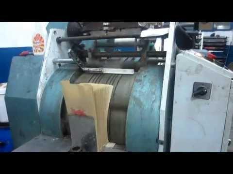Kese kağıdı imalatı