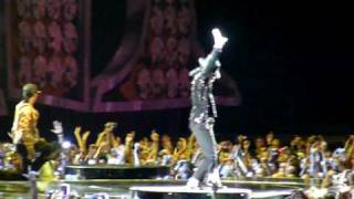 Madonna Udine / Tribute To Michael Jackson+Holiday Live (outro) (Sticky & Sweet Tour 16/07/2009) HQ