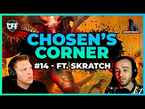 ChoseN's Corner #14 | ft. Skratch